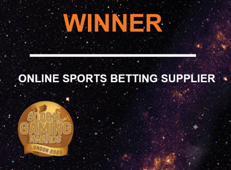 SBTech Wins Online Sports Betting Supplier at 2020 Global Gaming Awards